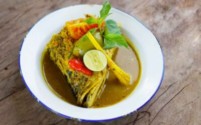 Balinese Fish Head Soup