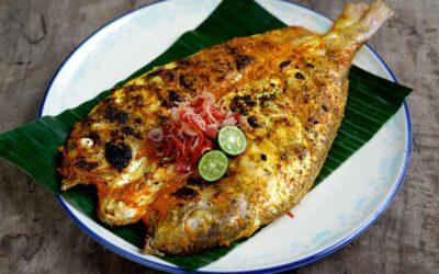 Jimbaran Style Grilled Fish