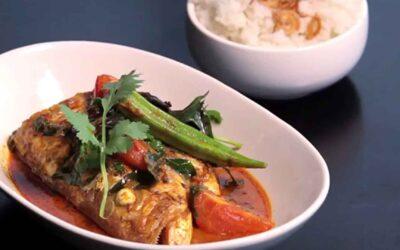 Malaysian Fish Curry