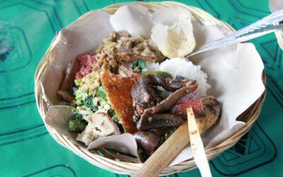 Bali: Babi Guling Grenceng (Bali Tulen)