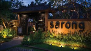 Sarong Bali, Redefining Cuisine Culture