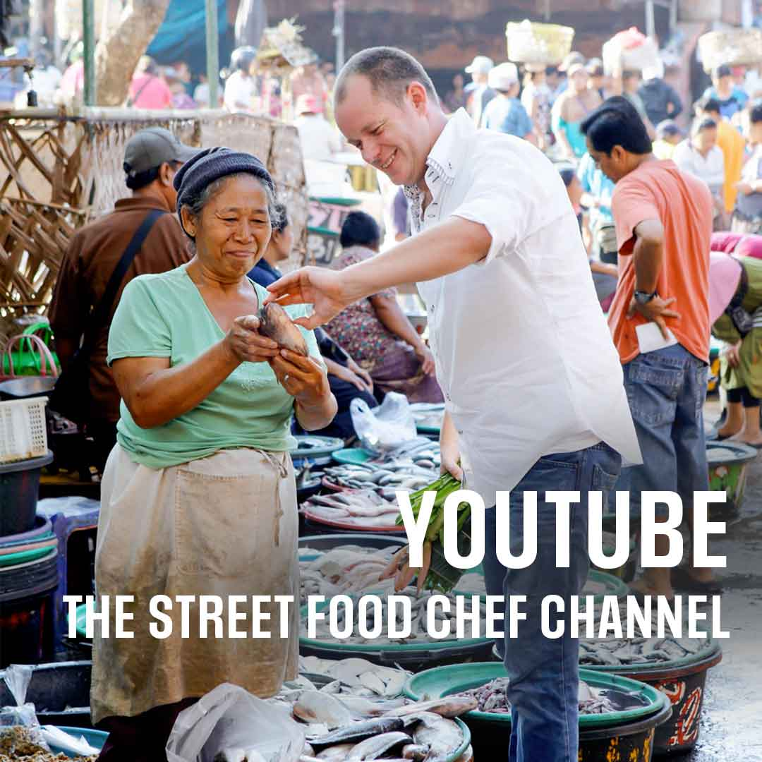 The Street Food Chef Channel