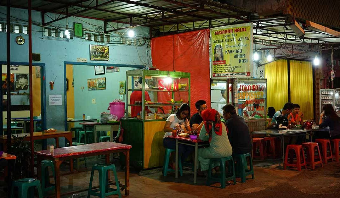 Celebrating Street Food In Indonesia by Will Meyrick