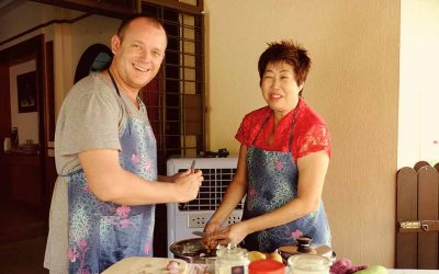 The Nyonya Cuisine from Malaysia Unveiled by Will Meyrick