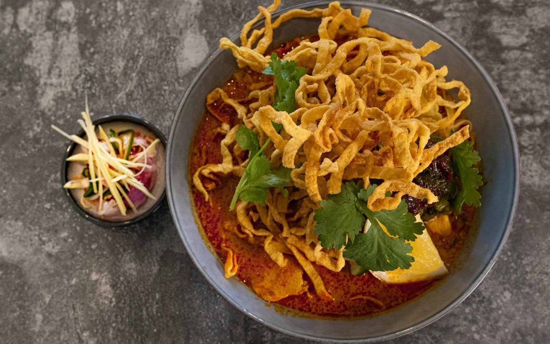 The Best Thai Curry Noodles Recipe By Will Meyrick